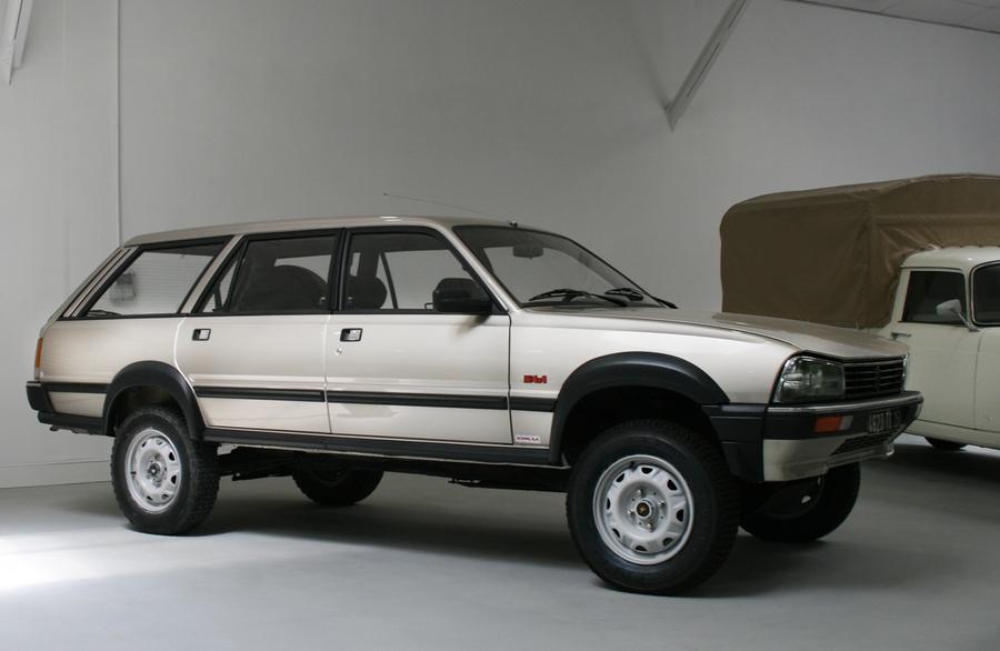 Peugeot Dangel