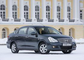 Первый тест Nissan Almera — from Russia with love