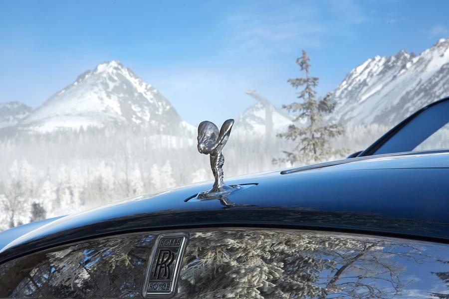 Rolls Royce Wraight