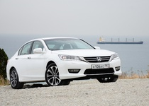 Тест-драйв Honda Accord 2013 — прощаемся с Accord, знакомимся c Accord