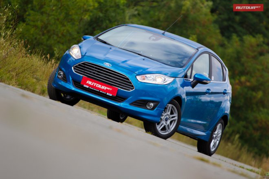 Ford Fiesta 2013 EcoBoost