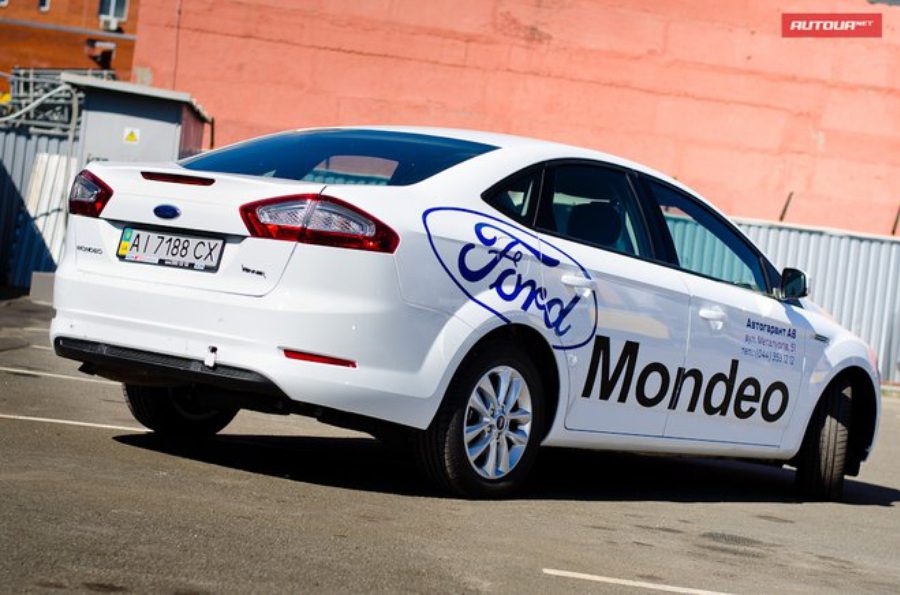 Ford Mondeo бизнес