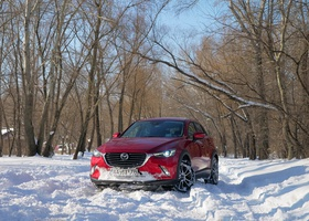 Тест-драйв Mazda CX-3: hatch's killer
