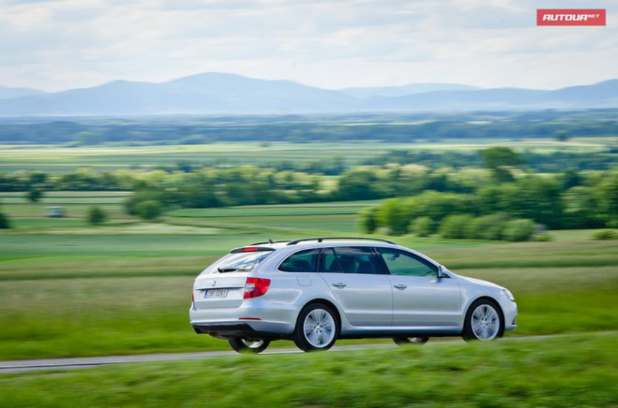 Skoda Superb FL Combi