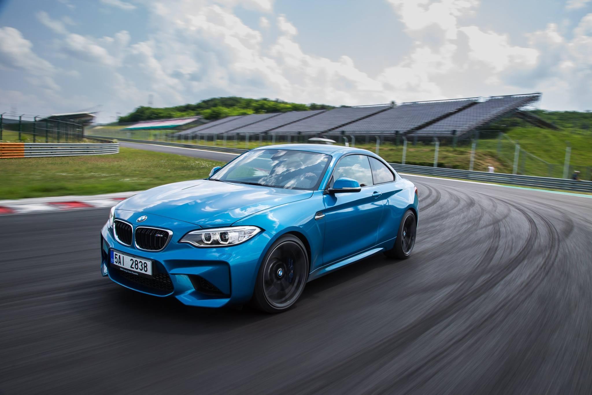 Анонс: BMW на букву М