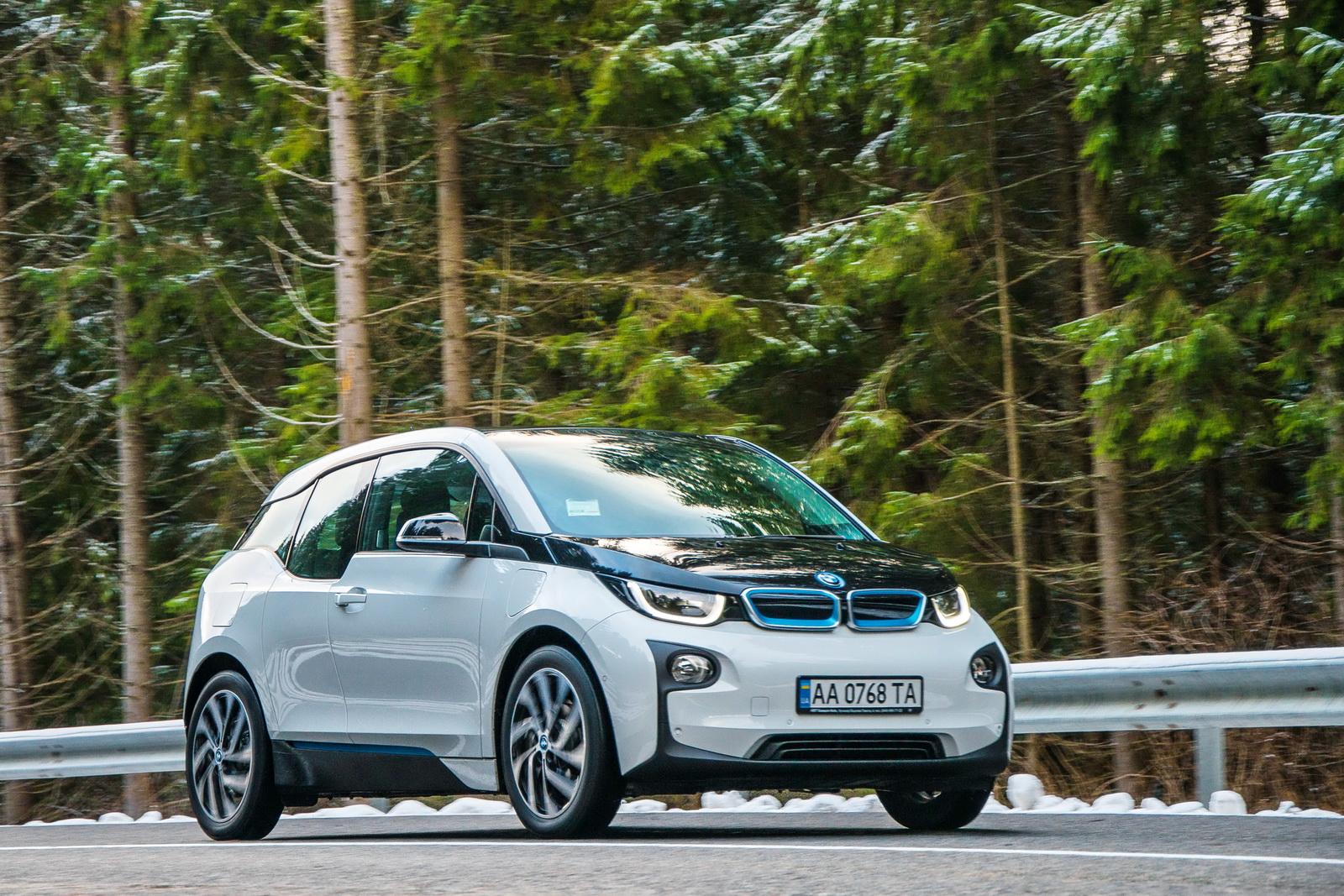Тест-драйв BMW i3: тише едешь - дальше будешь