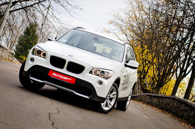 Тест-драйв BMW X1 — младший мистер «Икс»