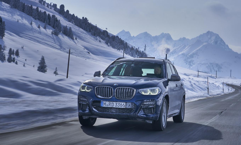Первый украинский тест BMW X3: дизель или «эмка»?