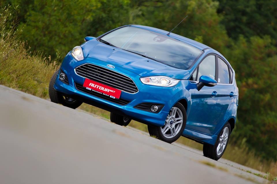 Тест-драйв Ford Fiesta Ecoboost – таких «Фиест» вы еще не видели
