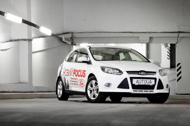 Тест-драйв Ford Focus 2011 — фокус, который удался