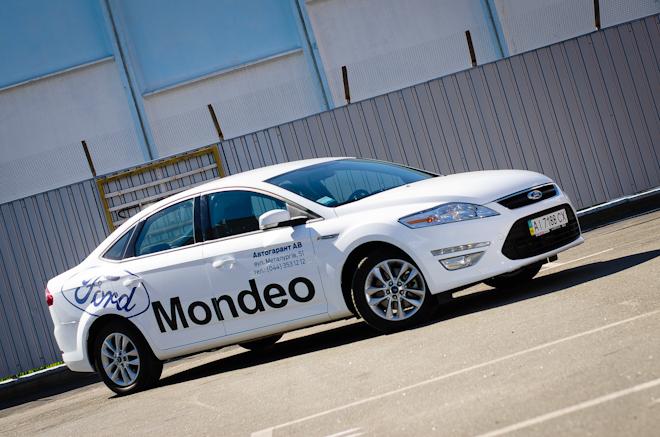 Тест-драйв Ford Mondeo — готовимся к смене поколений
