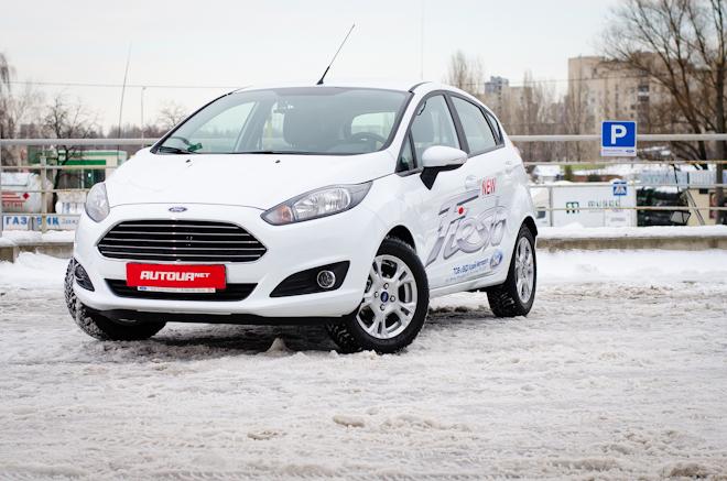 Первый тест Ford Fiesta 2013 — потенциальный бестселлер