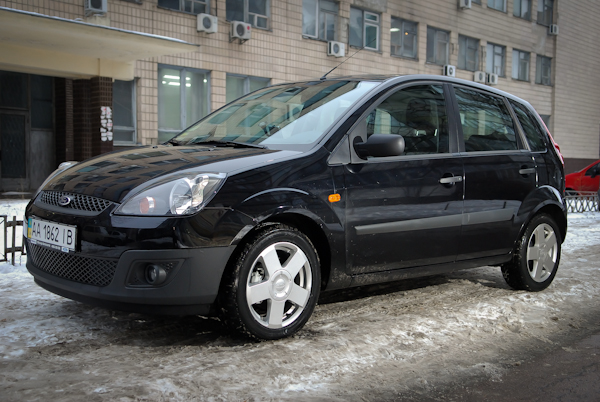 Ford Fiesta — два года без проблем