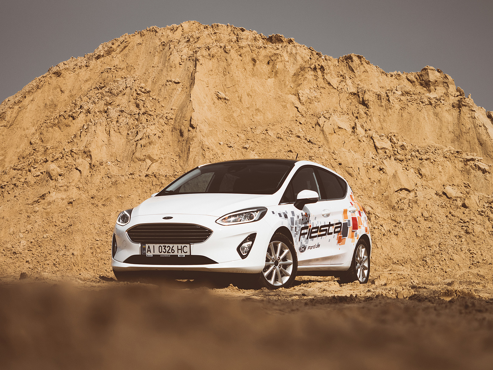 Тест-драйв Ford Fiesta 2018: одобряем перемены хэтчбека нового поколения