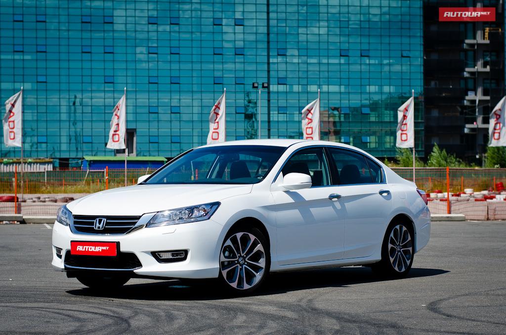 Тест-драйв Honda Accord 2013 — повторная встреча