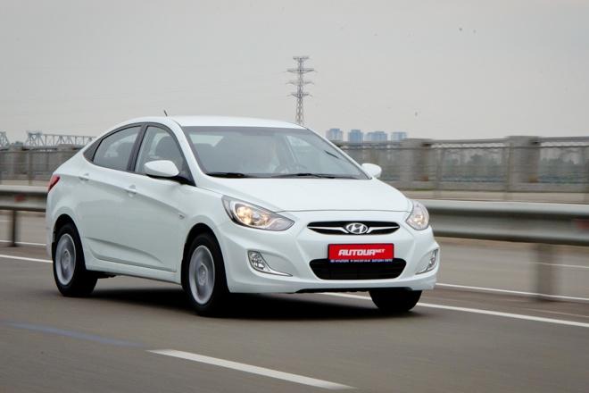 Hyundai Accent — расставляем «акценты» в народном тест-драйве бюджетного седана