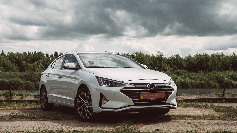 Тест-драйв Hyundai Elantra 2019 FL: последний писк корейского дизайна
