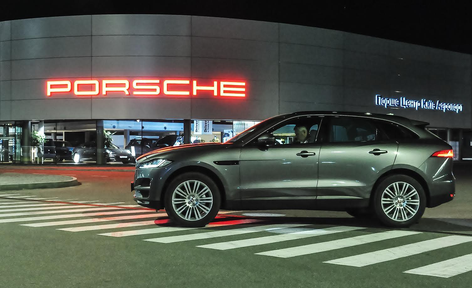 Тест-драйв Jaguar F-Pace: плохие новости для Macan и X4