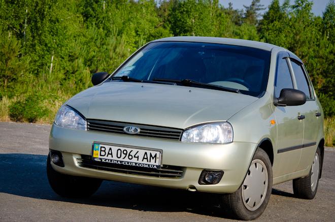 Lada «Калина» — бюджетный выбор, который себя оправдал