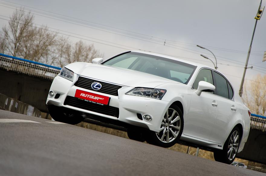 Тест-драйв Lexus GS 450h — даешь гибридность в массы!