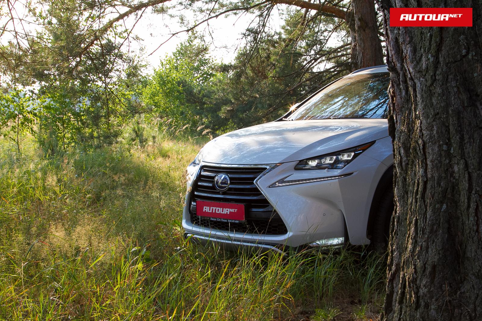 Тест-драйв Lexus NX: не хочешь немного гибридности?