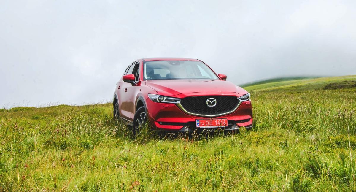 Тест-драйв Mazda CX-5: игра на опережение
