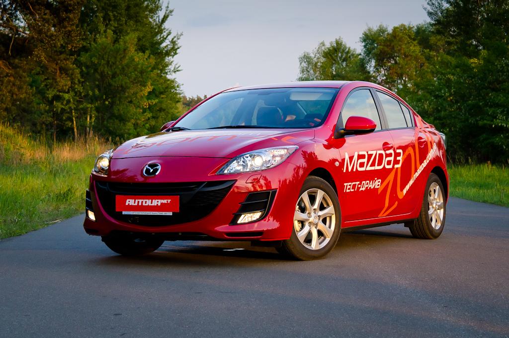 Тест-драйв новой Mazda3 — свежо и драйвово