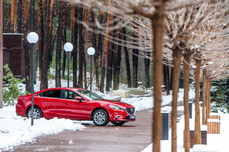 Тест-драйв Mazda 6 Skyactiv-D: Да здравствует выбор!