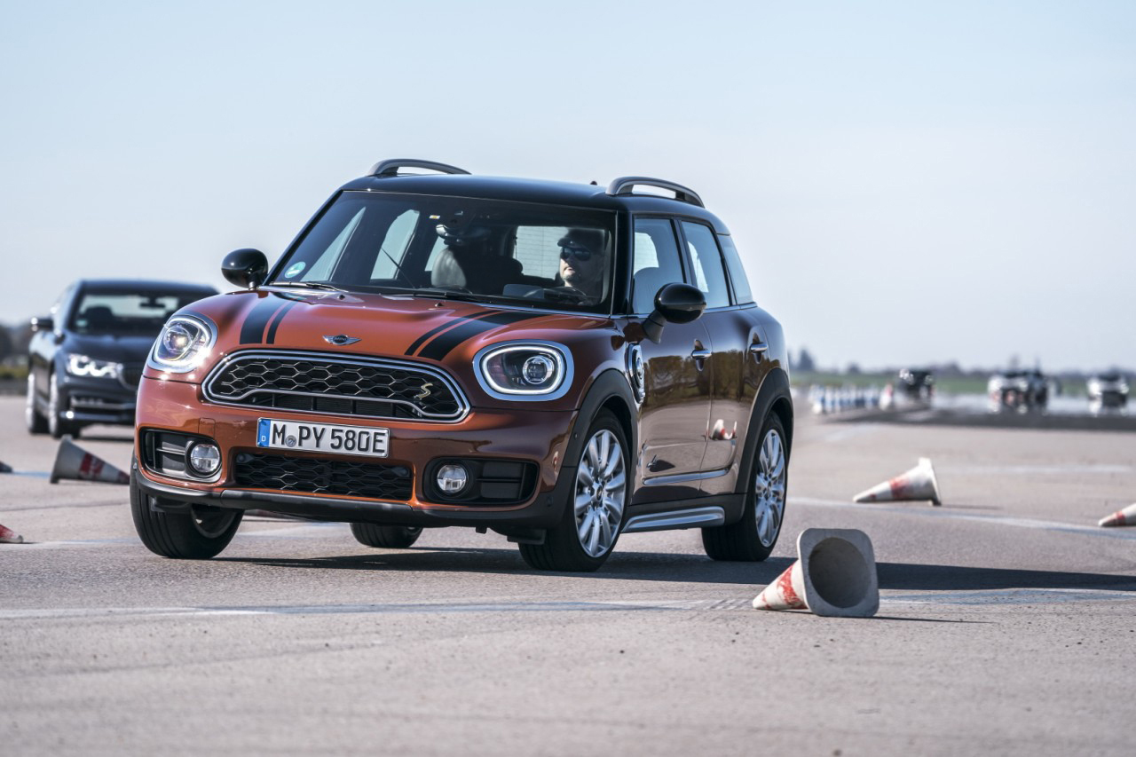Тест MINI Cooper S E Countryman All4: doppelhertz