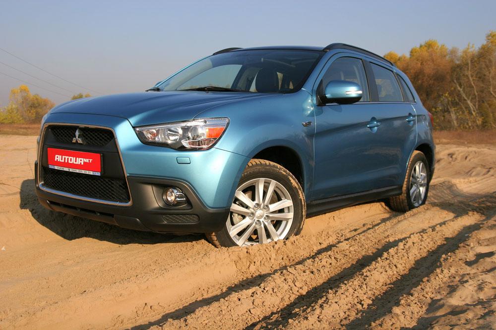 Народный тест-драйв Mitsubishi ASX — знакомимся c «лифтованным Лансером»