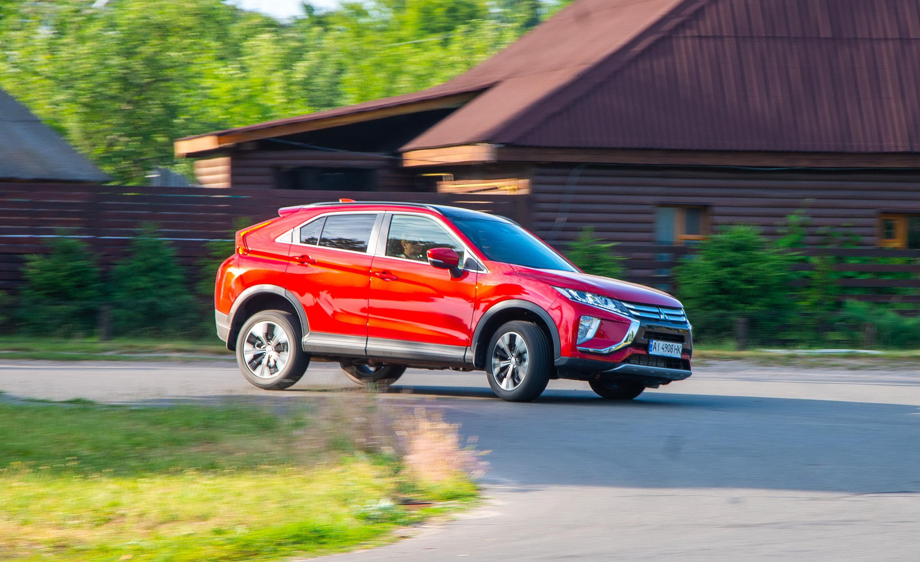 Mitsubishi Eclipse Cross: 7 доводов в пользу покупки «Затмения»