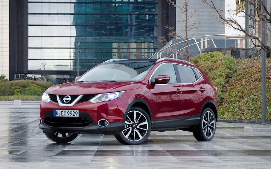 Первый тест Nissan Qashqai 2014