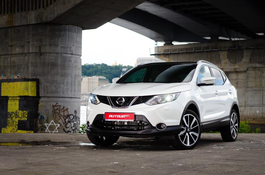 Тест-драйв Nissan Qashqai 2014 — сиквел бестселлера