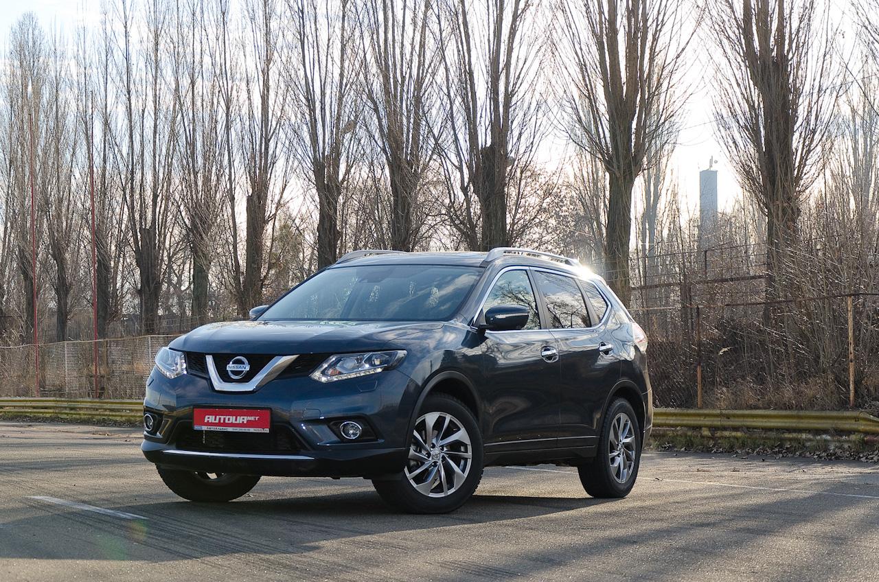9½ причин купить Nissan X-Trail 2014