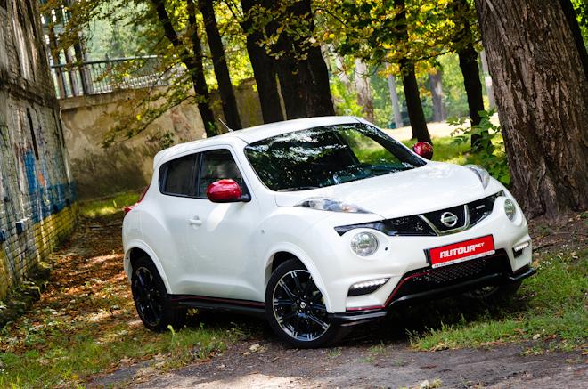 Тест-драйв Nissan Juke Nismo — укрощение дикого «Жука»