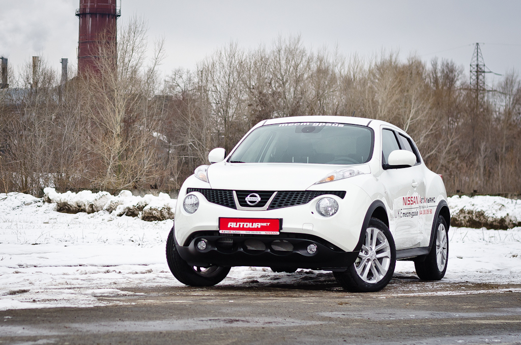 Девять причин купить Nissan Juke (видео)