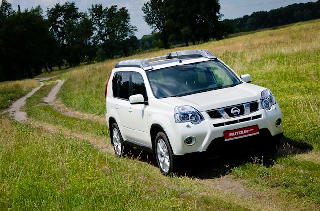 Девять причин купить Nissan X-Trail (ВИДЕО)