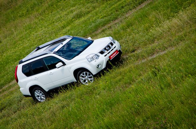 Мини тест-драйв Nissan X-Trail — теперь и с дизелем