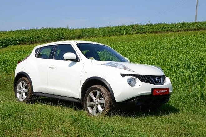 Nissan Juke — народный тест-драйв неординарного кроссовера