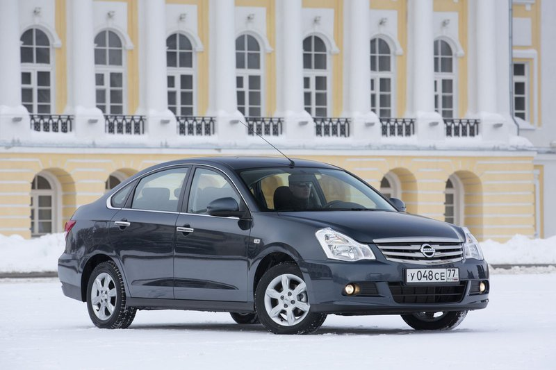 Первый тест Nissan Almera — from Russia with love