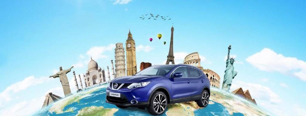 Nissan Qashqai —  народный тест-драйв маленького кроссовера