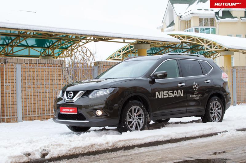 Тест-драйв Nissan X-Trail 1.6 dCi: дизель + механика = любовь?