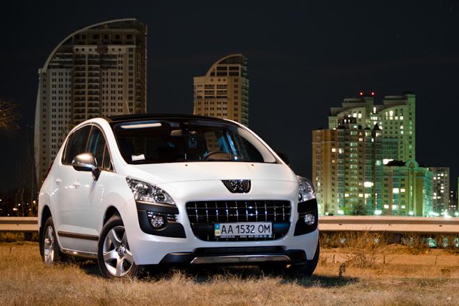 Мини тест-драйв Peugeot 3008 e-HDi – проверяем, зачем французскому дизелю система старт/стоп.