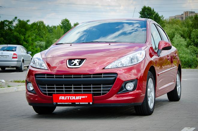 Тест-драйв Peugeot 207 — а девушка созрела