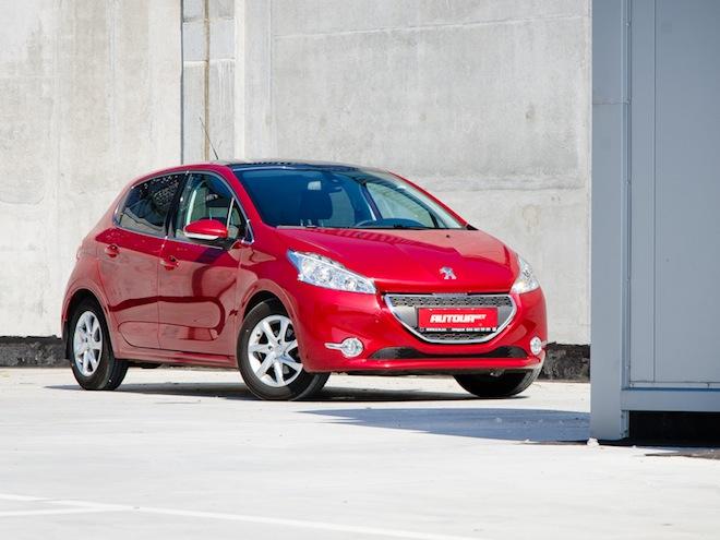 Тест-драйв Peugeot 208 — повторно знакомимся