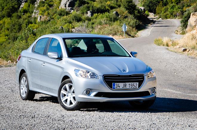 Тест-драйв Peugeot 301 — турецкий гамбит
