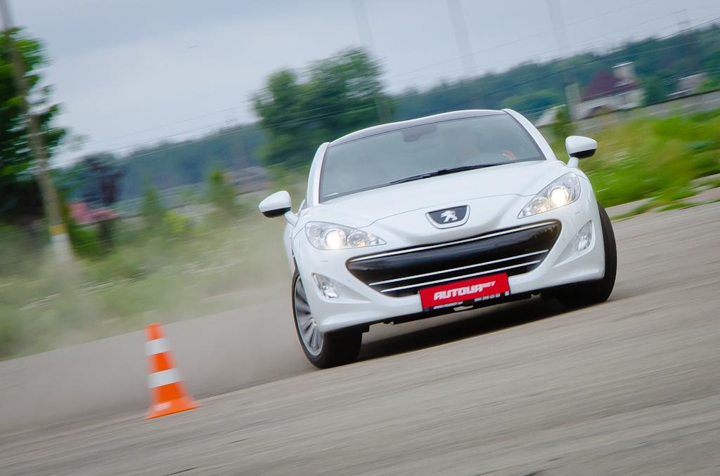 Тест-драйв дизельного Peugeot RCZ — спорт-купе на строгой диете