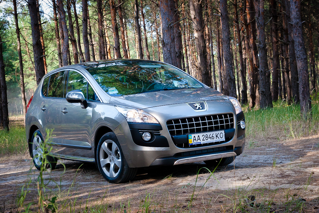 Тест-драйв Peugeot 3008 — 2000 км на дизельном кашалоте