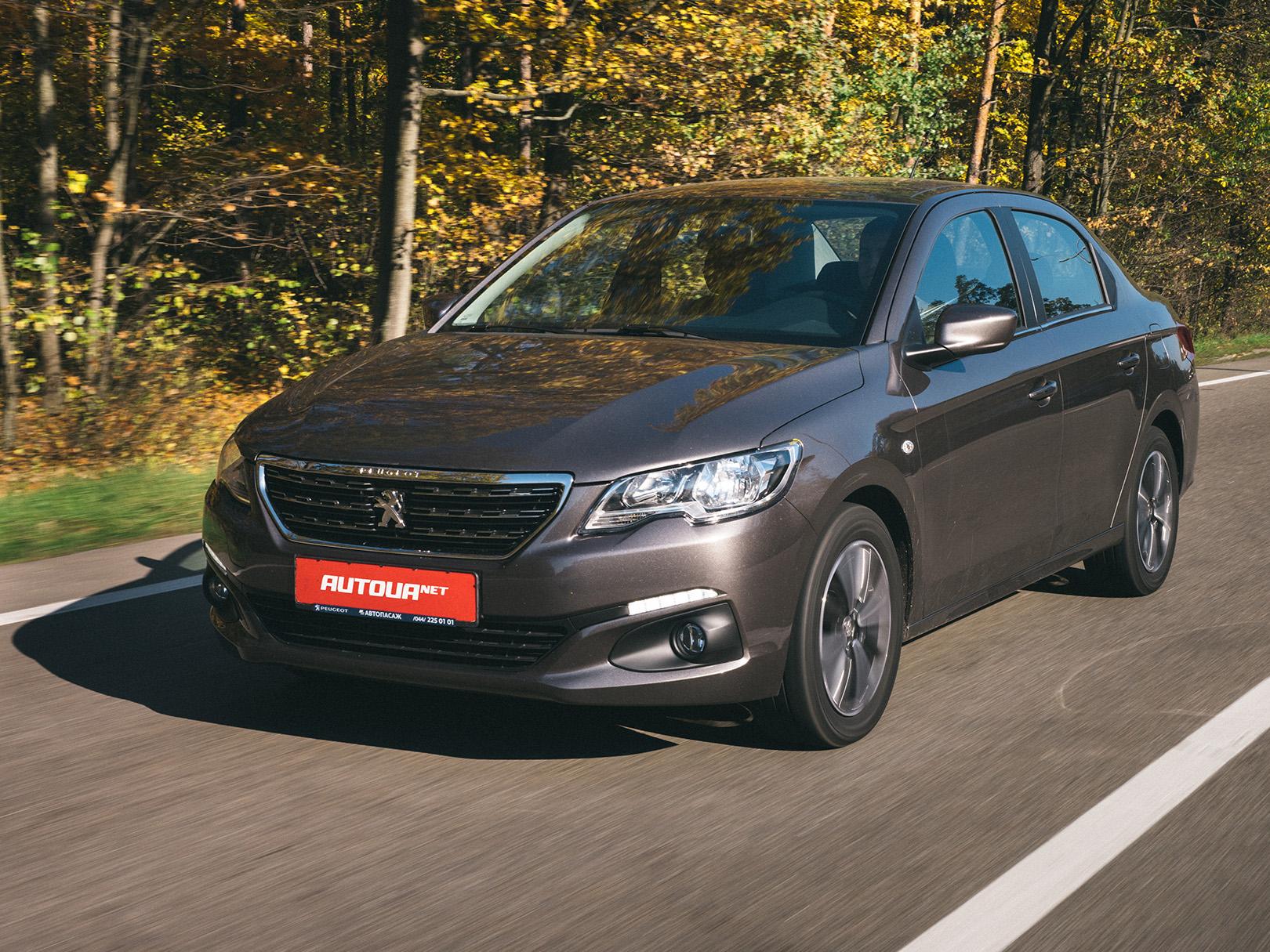 Восемь причин купить Peugeot 301 (видео)
