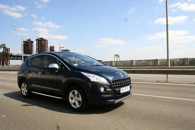 Peugeot 3008 — народный тест-драйв мини-MPV и кроссовера